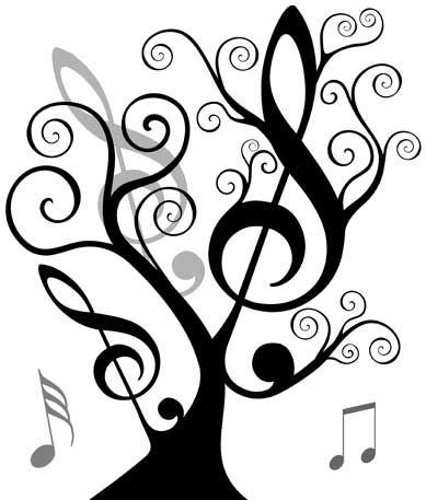 Drawn music avatar Graphics ideas symbols music music