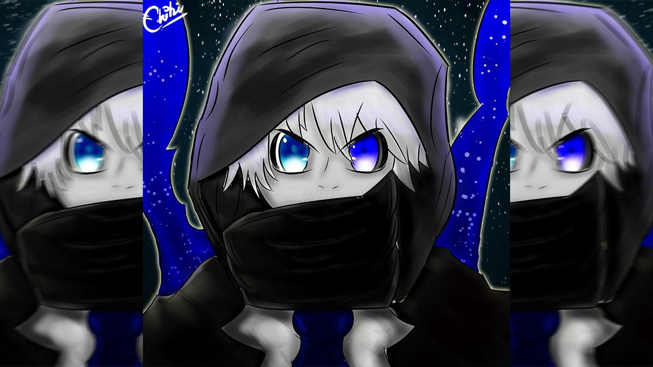 Drawn music avatar V2  Avatar YouTube SpeedART