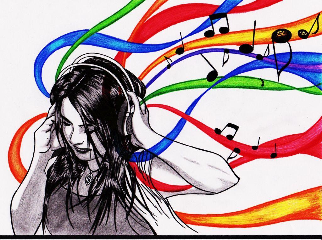 Drawn music awesome Photos Drawn of Music 15