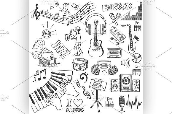Drawn music creative Drawn ~ on music drawn
