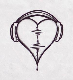 Drawn heart easy Pinterest Search cute best easy