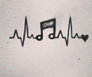 Drawn music cute 30 cute on dora_vanda It