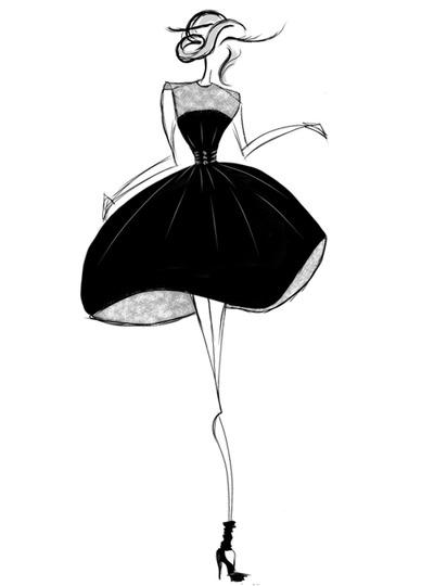 Drawn music dress tumblr Sketch SKETCHING DESATURATE Tumblr
