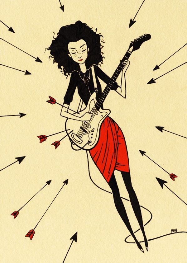 Drawn music leda On Musical Instruments Drawn Pinterest