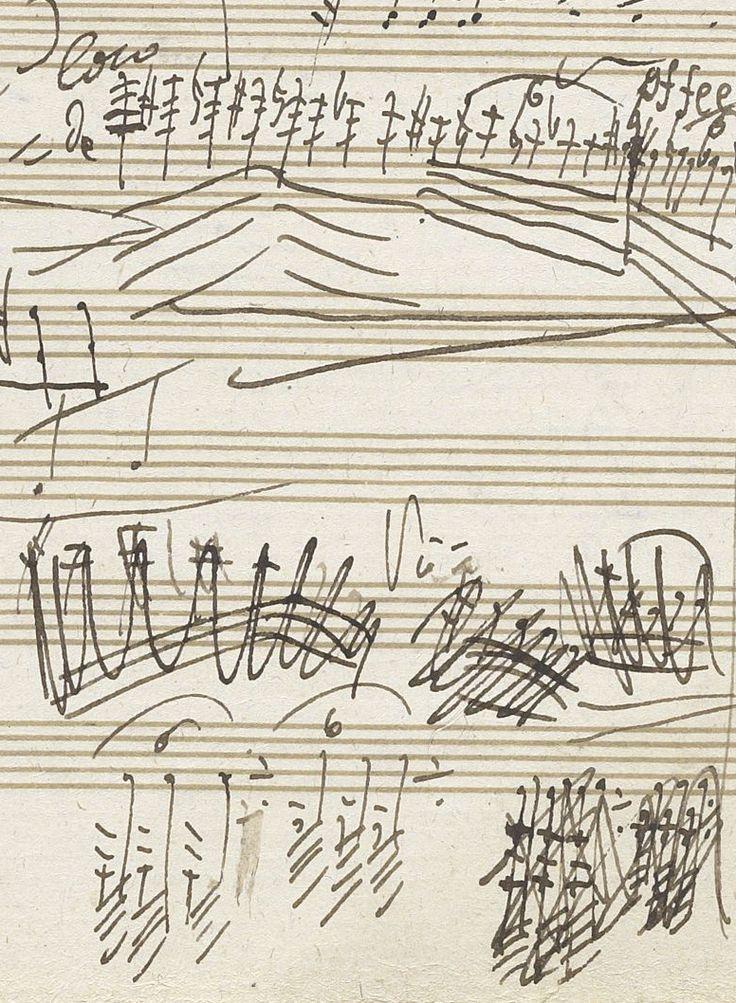 Drawn music leda Best Musical II notation Pinterest