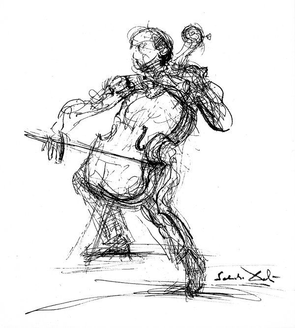 Drawn music leda Dali about on 25 images