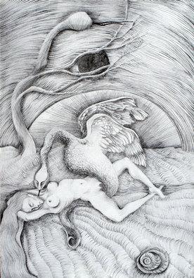 Drawn music leda Pencil Marzena For Pencil 2009