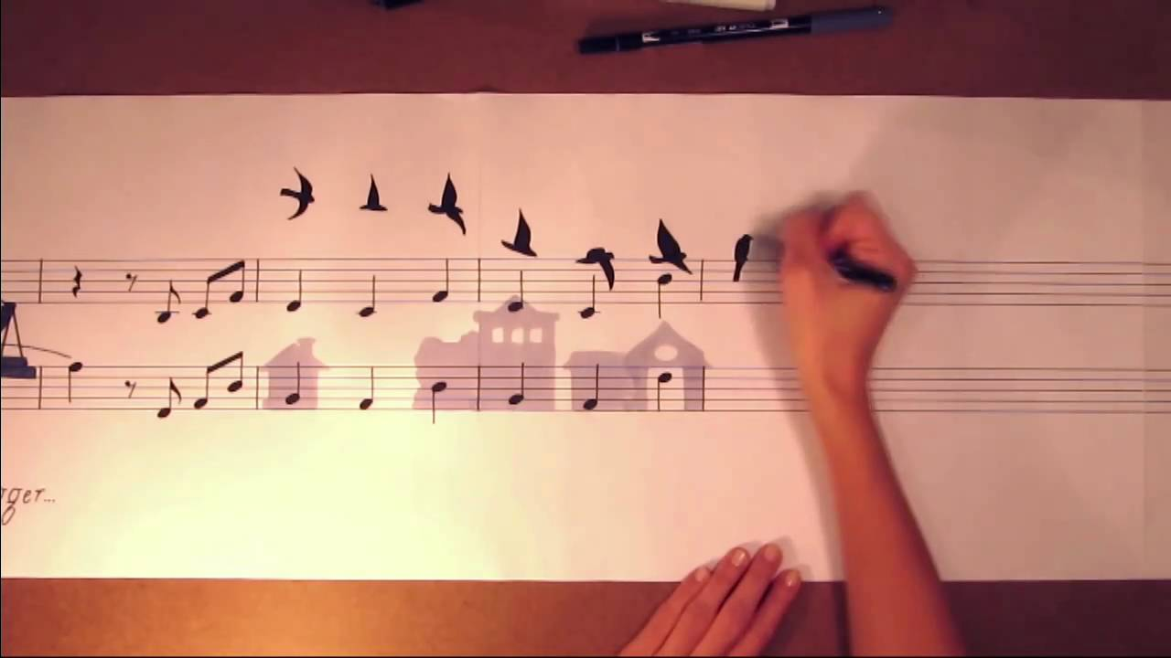 Drawn musician i love Matteo MUSIC PAINTING Negrin Glocal