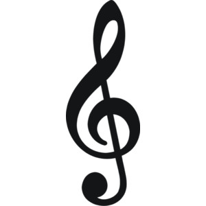 Drawn music notes avatar Art 1 Polyvore DOODLES Musical