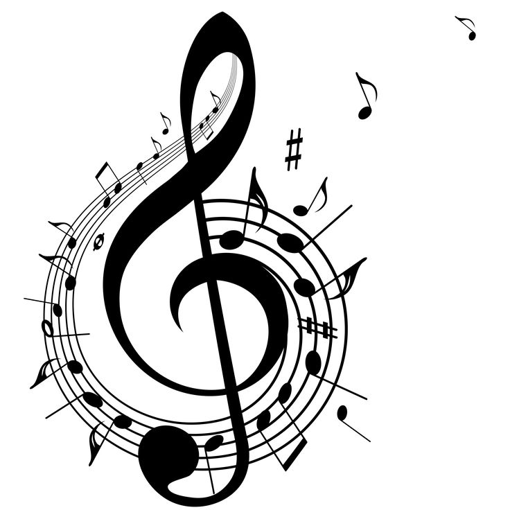 Drawn music notes avatar And 54 Pinterest more Love