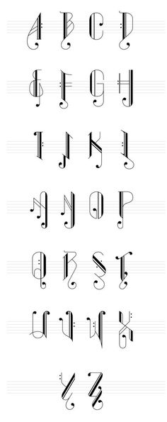 Drawn music notes avatar Musical Drawn drawn notes