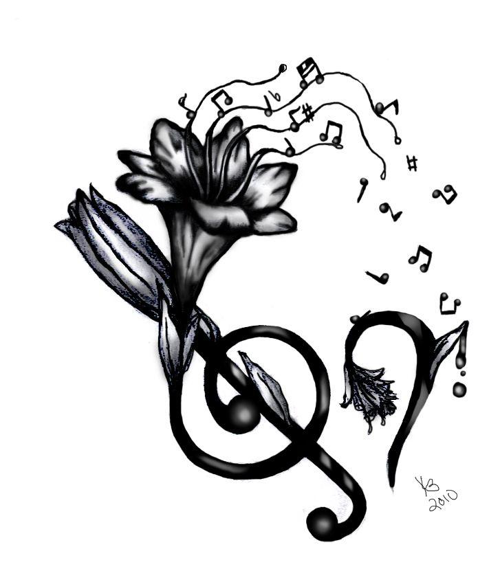 Drawn music notes bird Pix Notes Music Pinterest For