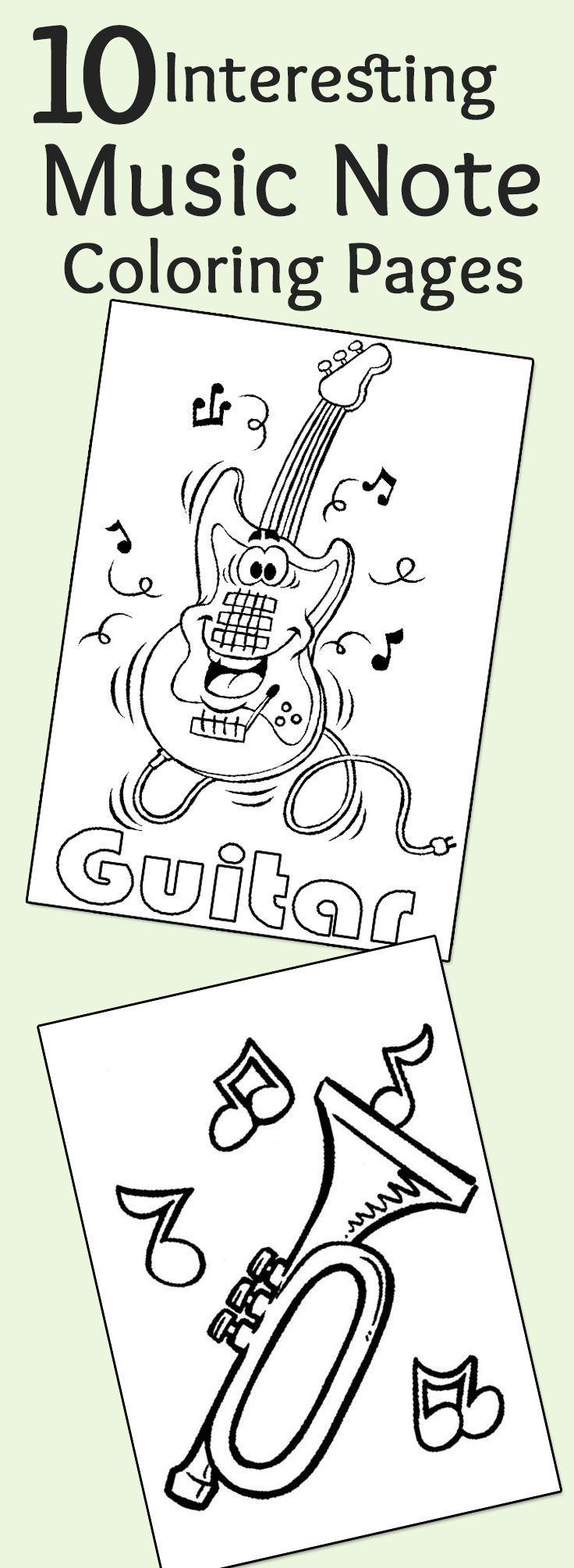 Drawn music notes child Pinterest notes on ideas art