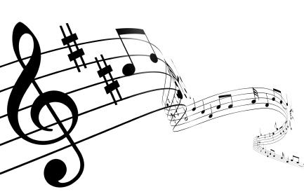 Musical clipart music program #4
