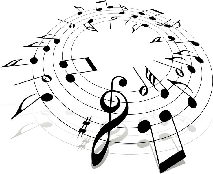 Sheet Music clipart choir #1