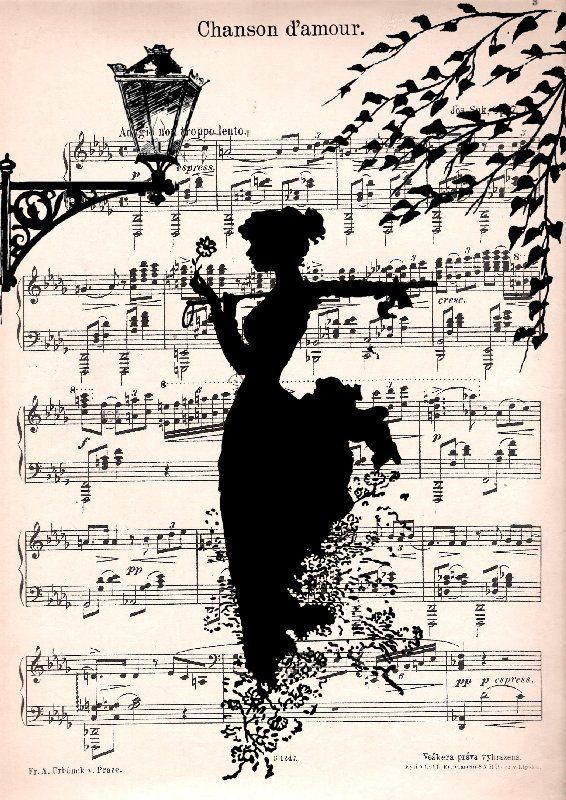 Drawn music notes classic music Pinterest best MUSIC images 212