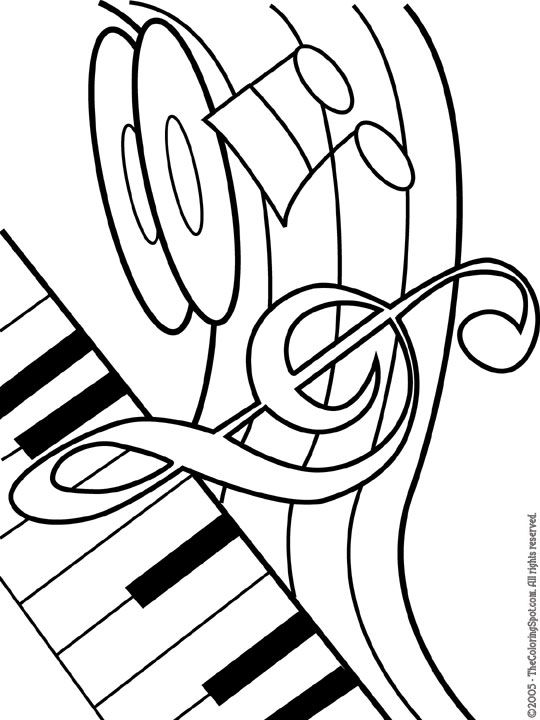 Sheet Music clipart music class Musical best images pages 819