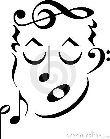 Drawn music notes creative music With Music Reading Pinterest 25+