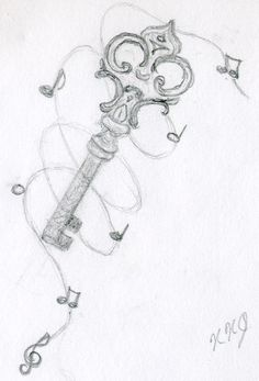 Drawn music lover I drawing Adrianna foundations the