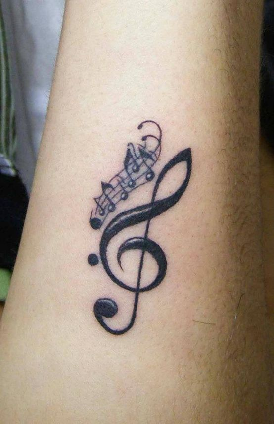 Drawn music notes girly Statements Best music Types Music