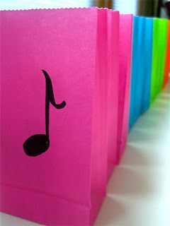Drawn music notes music themed To bags music colorful Best