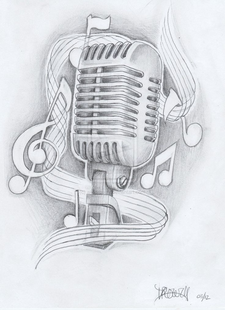 Drawn music notes not Images best by Music Note