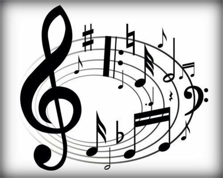 Singer clipart music symbol Gravuras about Música best on