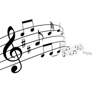 Drawn music notes rap music Rap Notes Music Rap Polyvore