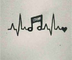 Drawn music notes small More and Find Music on