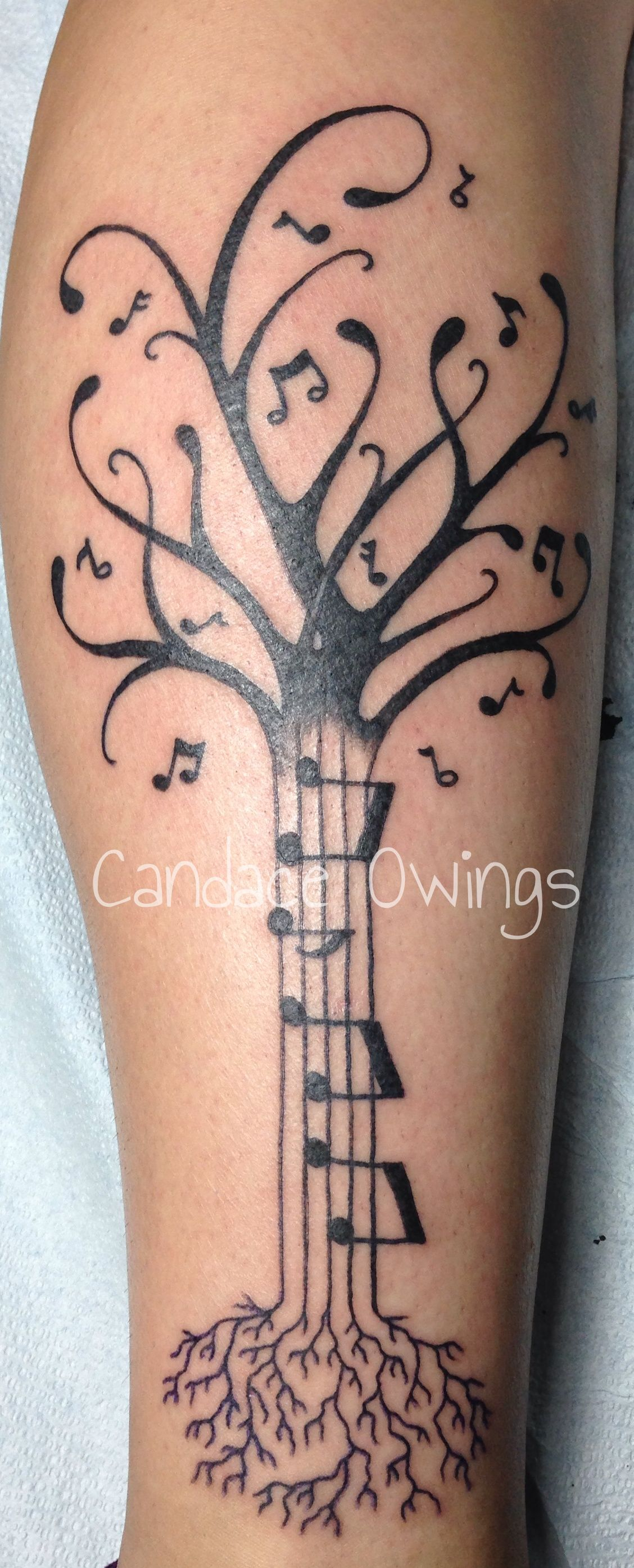 Drawn music notes tree Designs Music For Music 128×2
