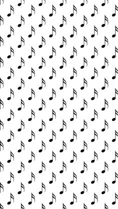 Drawn music notes twitter backgrounds Notes Treasures mini by USA