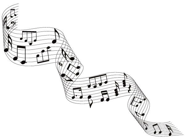 Drawn musician vector Free Vector Download Musical