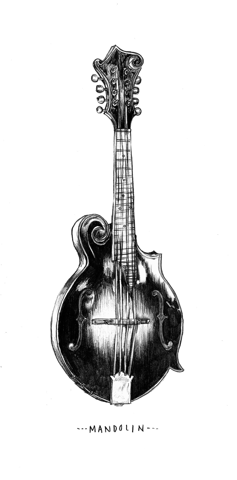 Drawn music old style Work Music been? to you