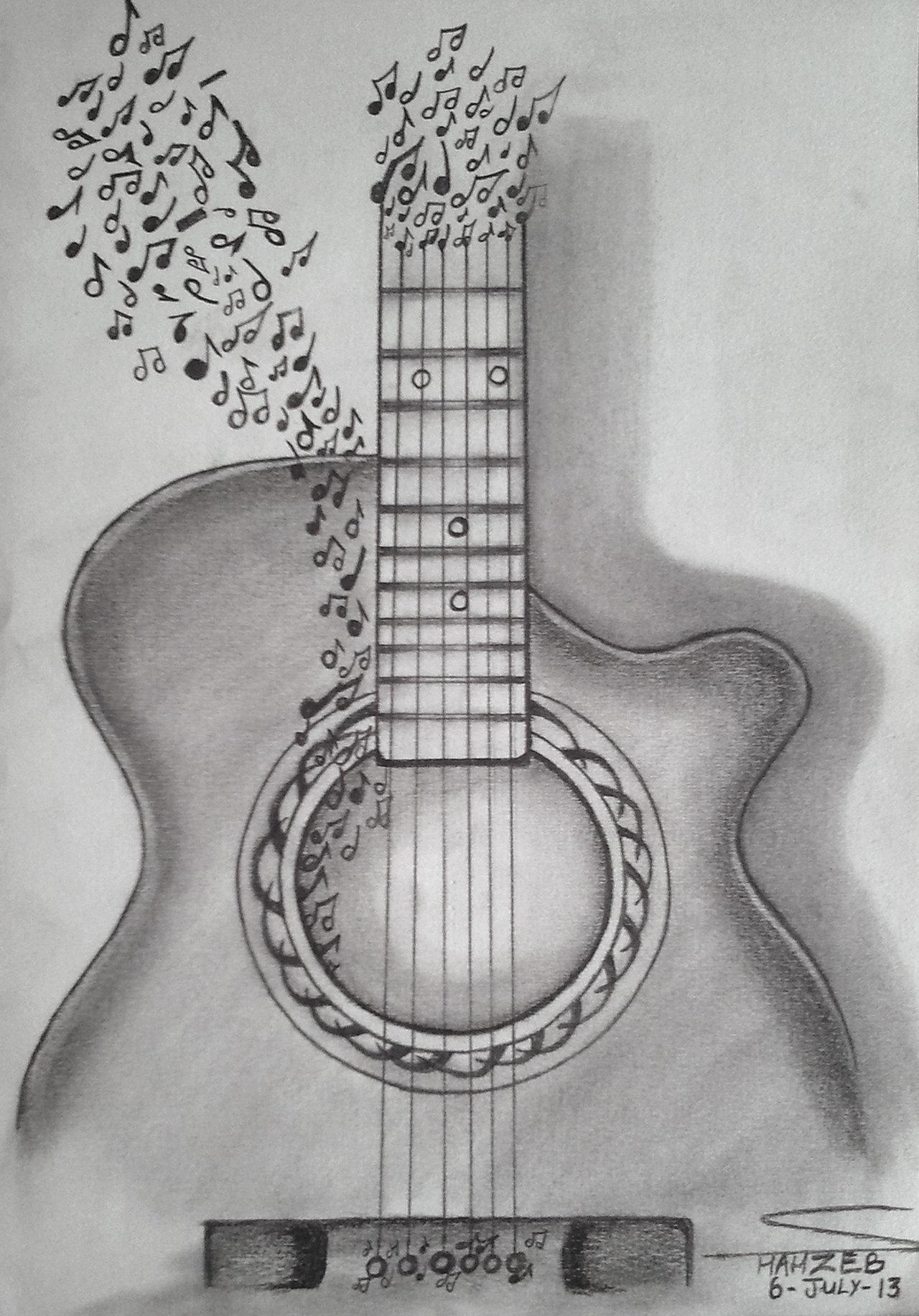 Drawn music Easy More art Pencil Search
