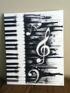Drawn music piano #Dreams Music Abstract #Eye Sketch