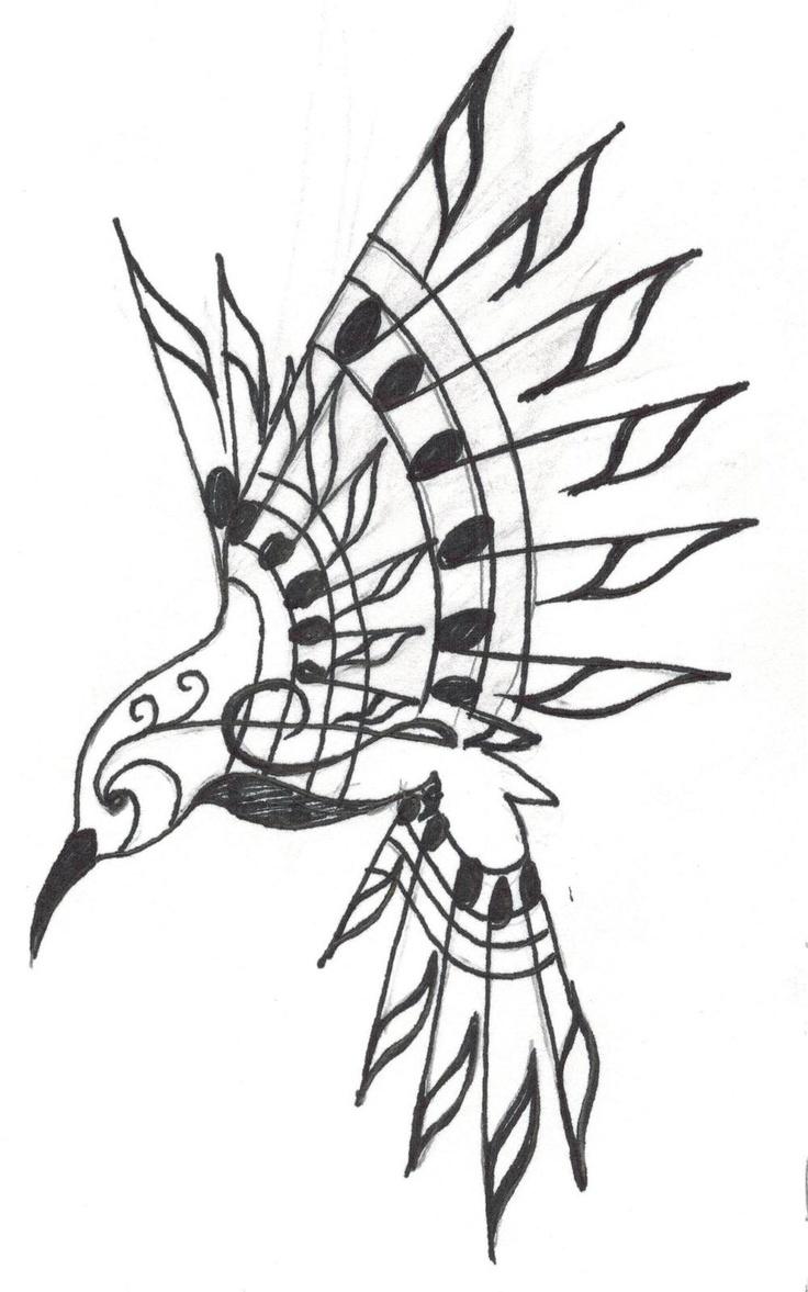 Drawn music wing Ideas ideas 20+ Pinterest drawings