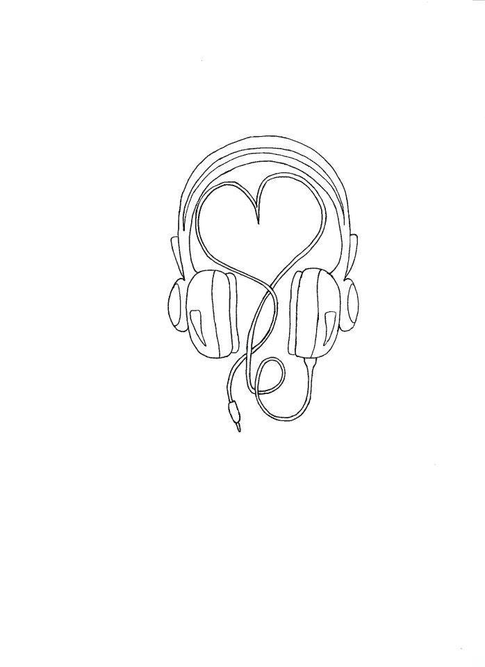 Drawn musical lover On Pinterest best Love 63