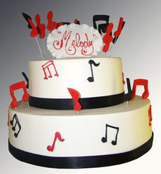 Drawn musical ribbon By Palermo's Pinterest The will