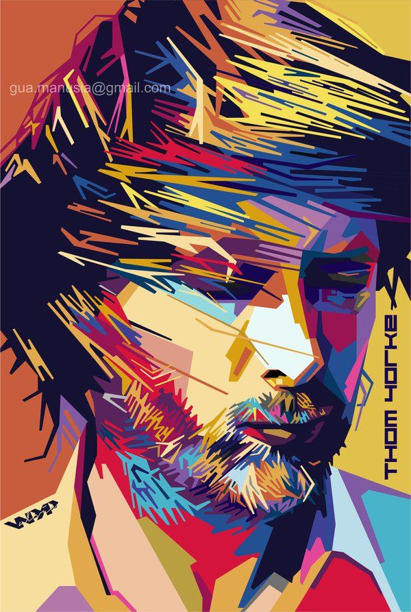 Drawn musician awesome IN by #artwork Thom #music