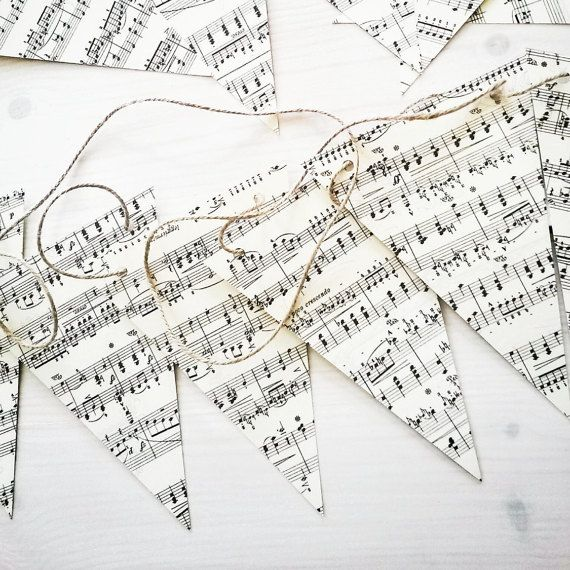 Drawn musical banner 25+ gift for music ideas