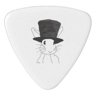 Drawn musician bunny White Pick Guitar Guitar Zazzle