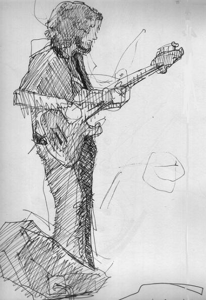Drawn musician creative Artwork Or a skill Whitney
