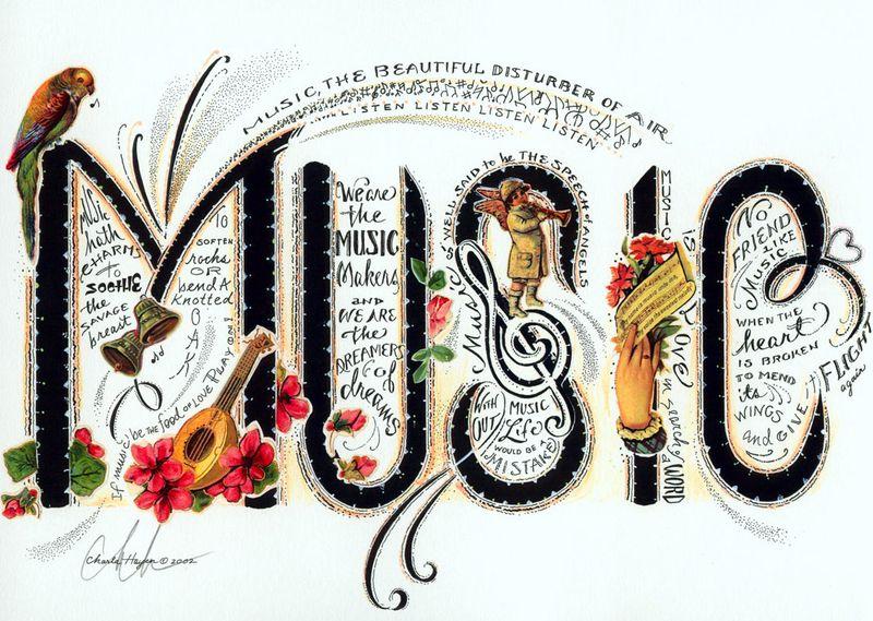 Drawn musician creative Music Creativity and » Creativity