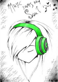 Drawn musician easy Google on easy drawings Pinterest