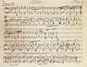 Drawn musician handwritten Handwritten Brahms For For Fine