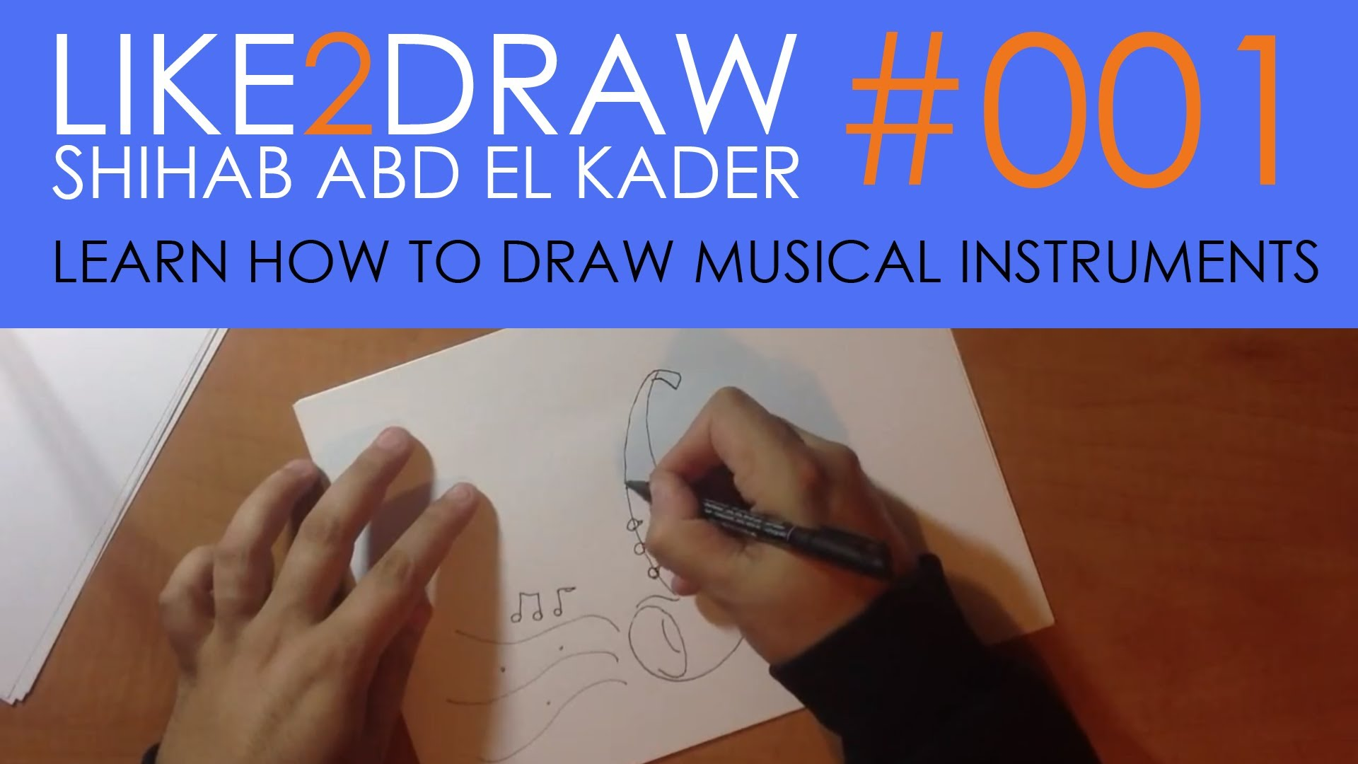 Drawn music notes band HOW YouTube MUSICAL HOW INSTRUMENTS