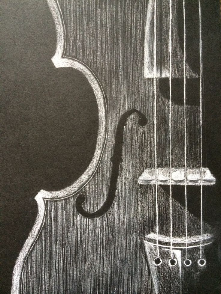 Drawn musician paper Best my ideas drawings out