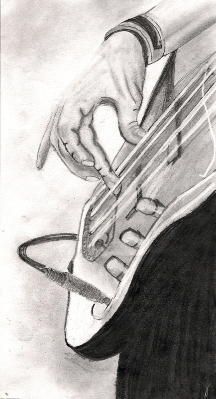 Drawn musician pencil drawing To Guy Google Sketch Search
