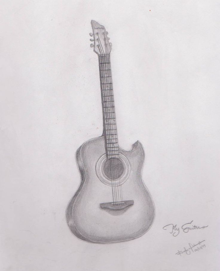 Drawn musician pencil sketch Images about on on My