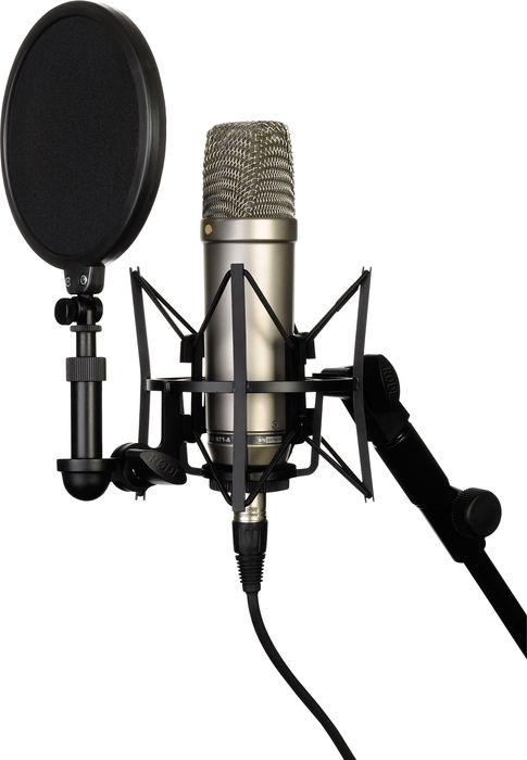Drawn musician studio microphone Shock Condenser Pinterest with Mic